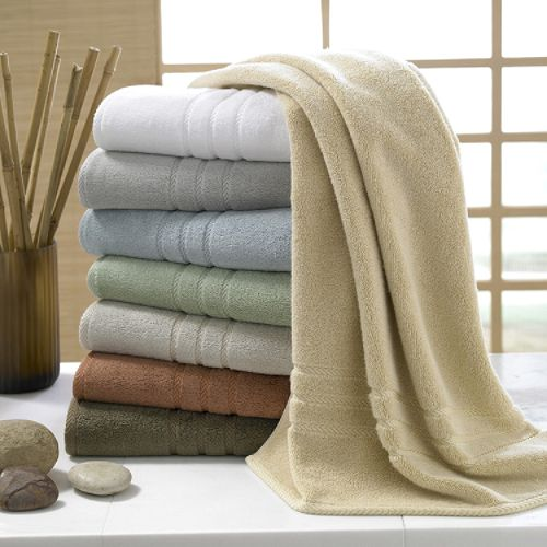 Bath towel white rose laundries for How to get towels white